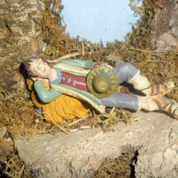 benino-che-dorme-terracotta-15cm
