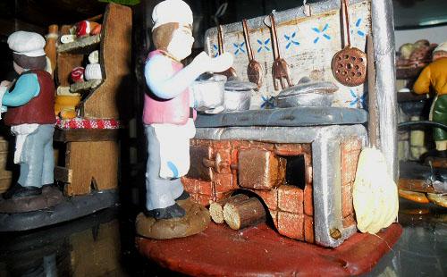 cucina-terracotta